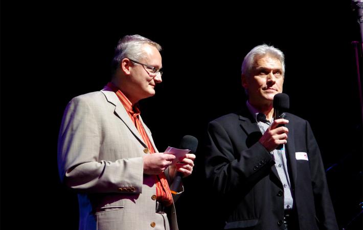 Moderation: Jan & Hilmar